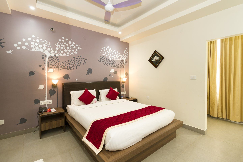 OYO 378 near Manipal Hospital Room, Home decor, Home