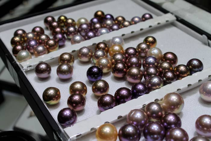 Stunning Edison Pearls