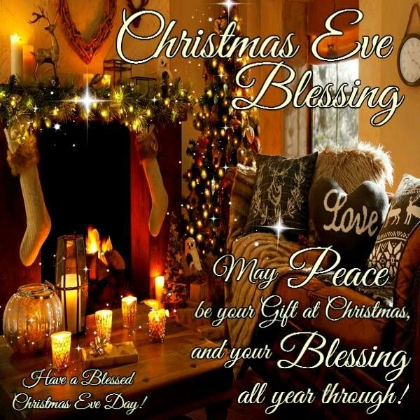 Christmas Eve Quotes Tumblr: Christmas Eve Blessings Pictures, Photos, And Images For
