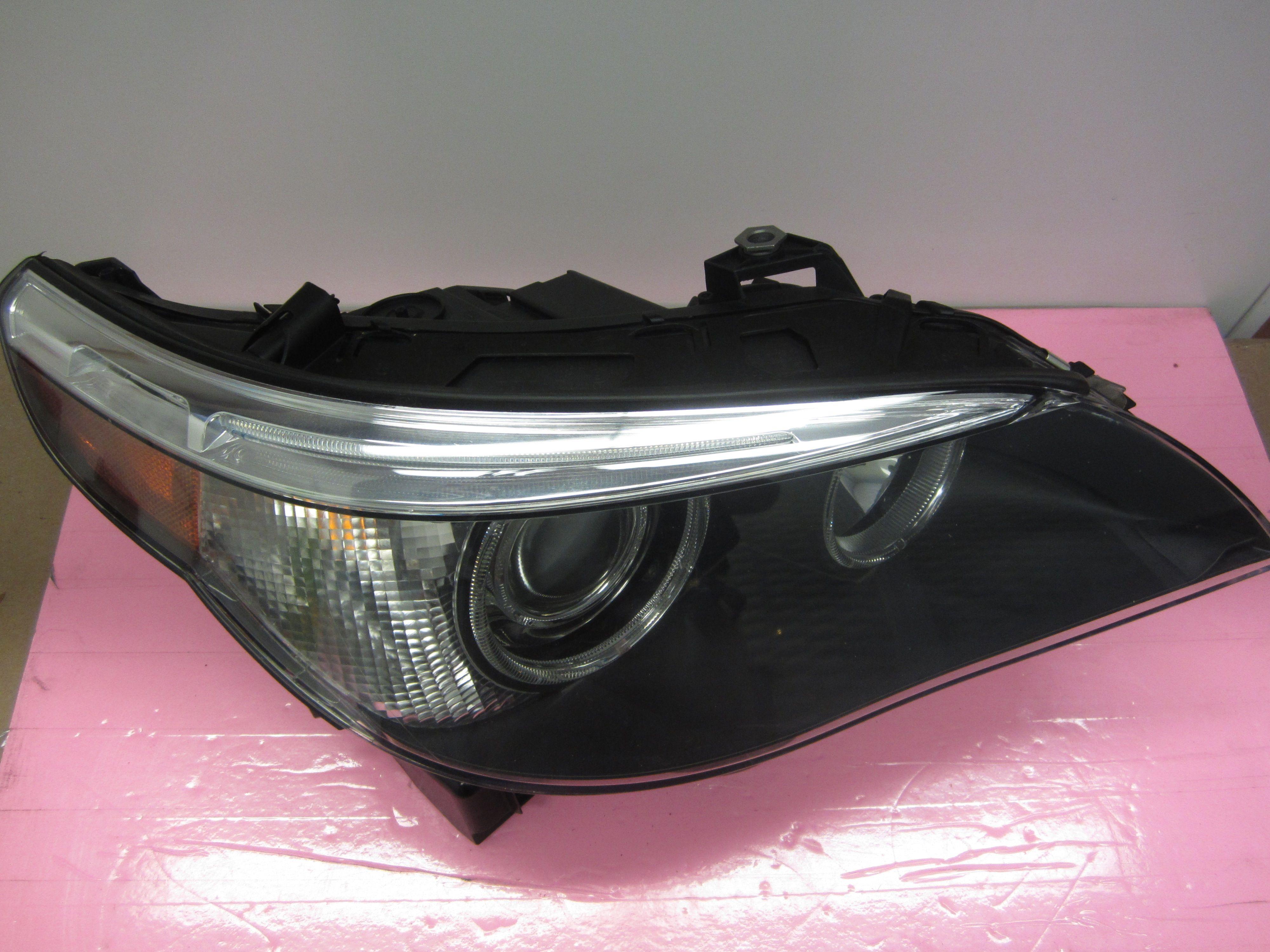 2004 bmw 525i headlights