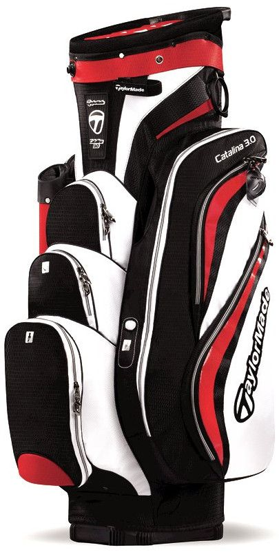 Taylormade Catalina 3 0 Cart Bag This Is A Beast