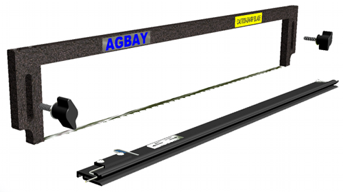 Agbay Products - Cake Leveling Tools for Slicing and Torting Cakes