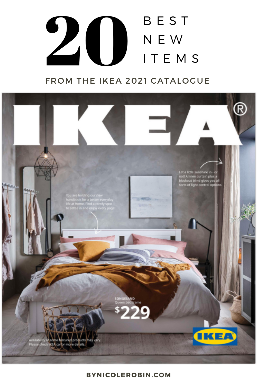 Best New Products 2021 Designer Picks: Top 20 Best New Items from the IKEA 2021 Catalogue