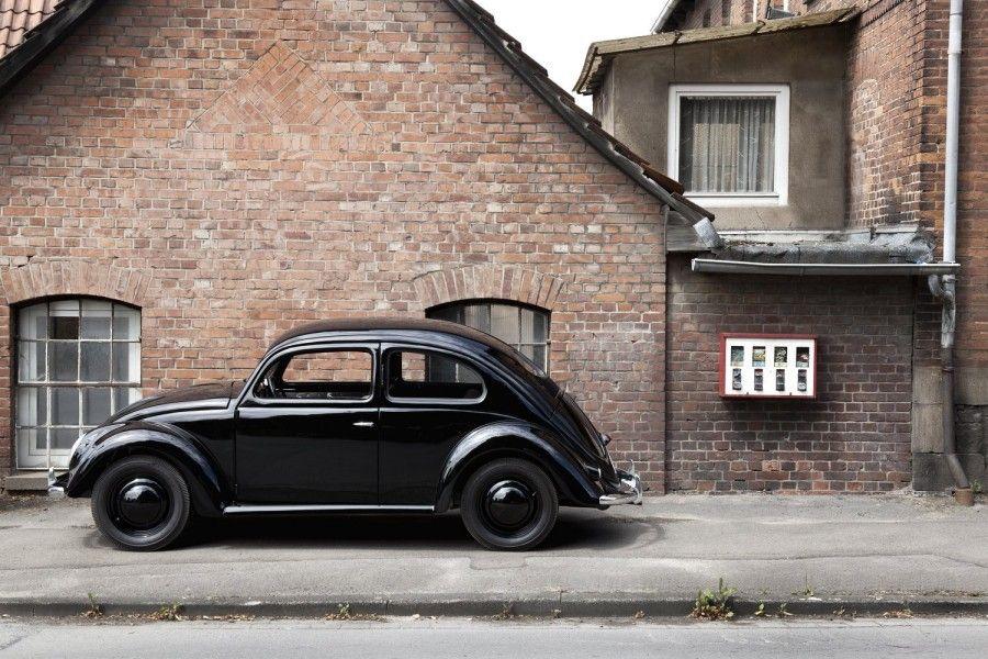 1938 Volkswagen T1. Owner Traugott Grundmann. Photo by