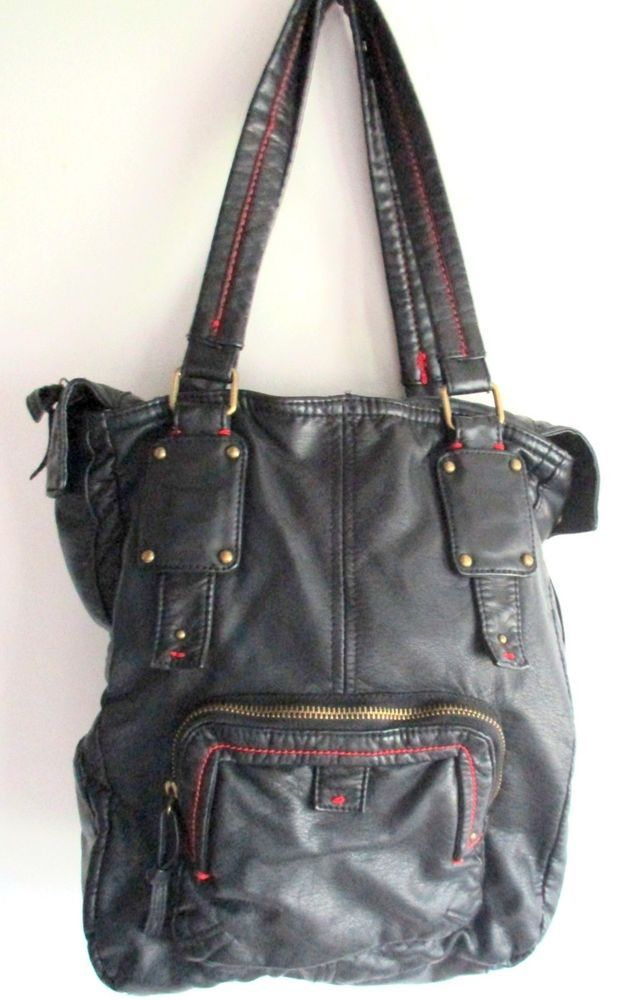Purse Converse One Star Purse Hobo Black Best offer