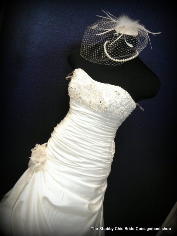 Https Www Facebook Com Theshabbychicbride Consignment Wedding Dresses Bridal Consignment Mermaid Wedding Dress