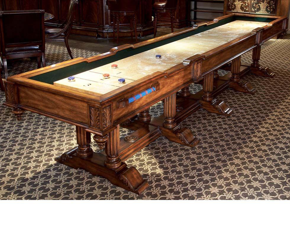 MaitlandSmith Shuffle Board Table Marc Pridmore Designs