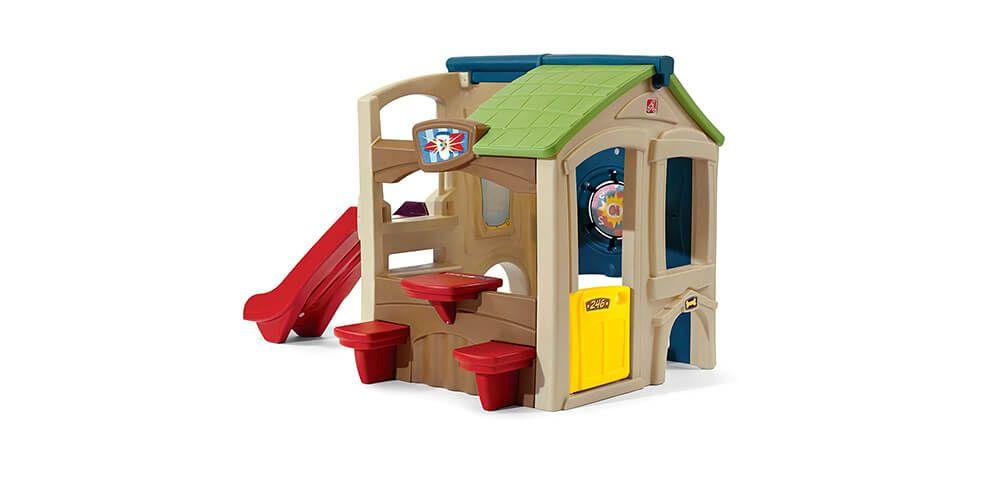 Casinha Divertida Importada Brinqi Brinquedos Casas De Brincadeiras Casas Brinquedos Para Criancas