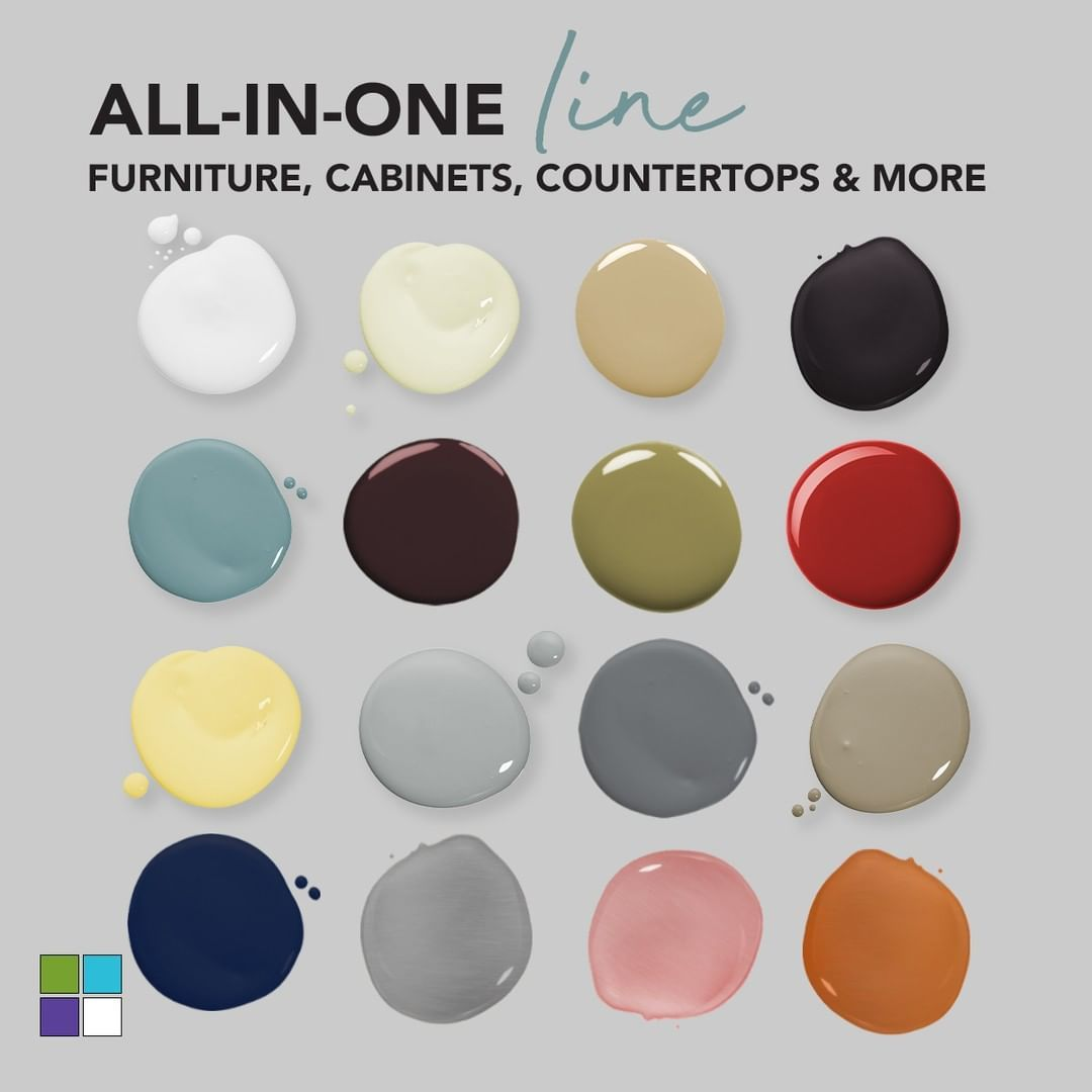 Beyond Paint On Instagram Here Is Our Wide Selection Of Colors You Can Now Do Any Project In Any O Beyond