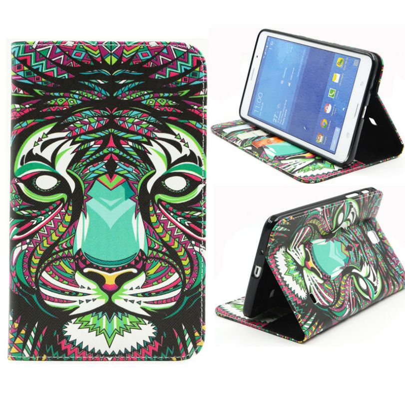 $6.98 (Buy here: http://appdeal.ru/3o64 ) Hot-sale Gifts Wholesale Pad Case Back Tablet Protector Skin Cover Case Stand For Samsung Galaxy Tab 4 7.0 7inch SM-T230 for just $6.98