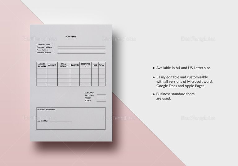 credit note template excel - shefftunes