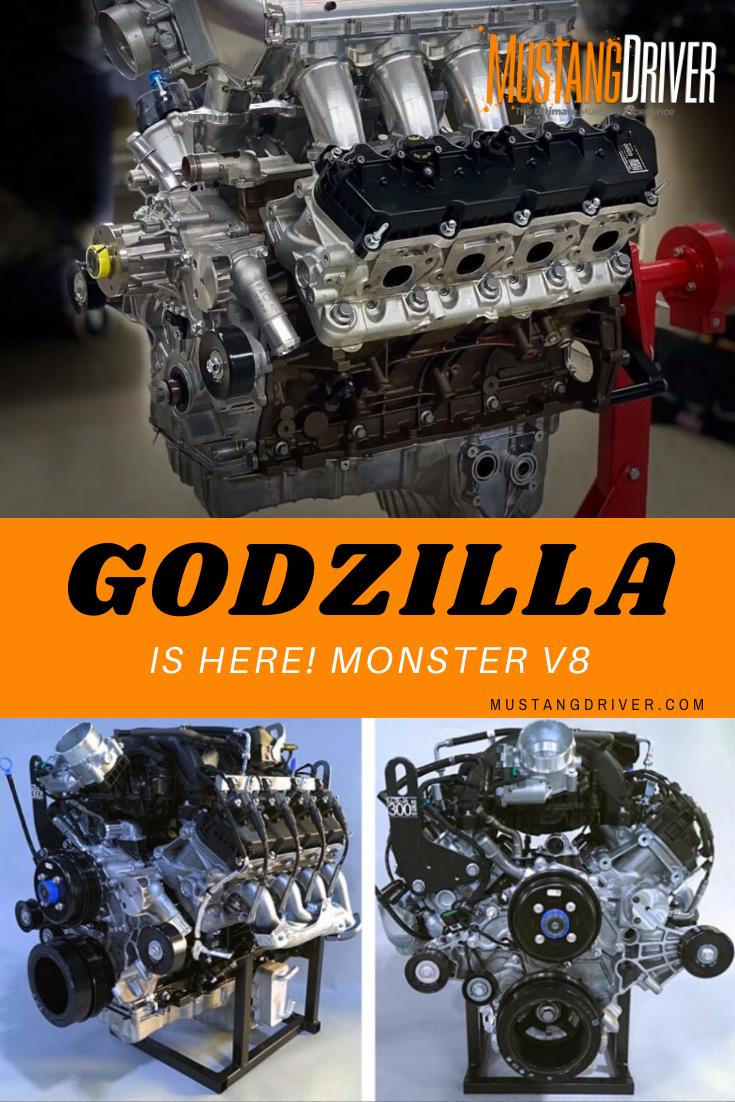 Unleash Godzilla In 2020 Crate Engines Car Parts And Accessories Godzilla