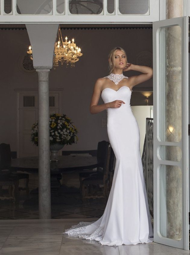 the valencia collection; the new riki dalal wedding dress collection