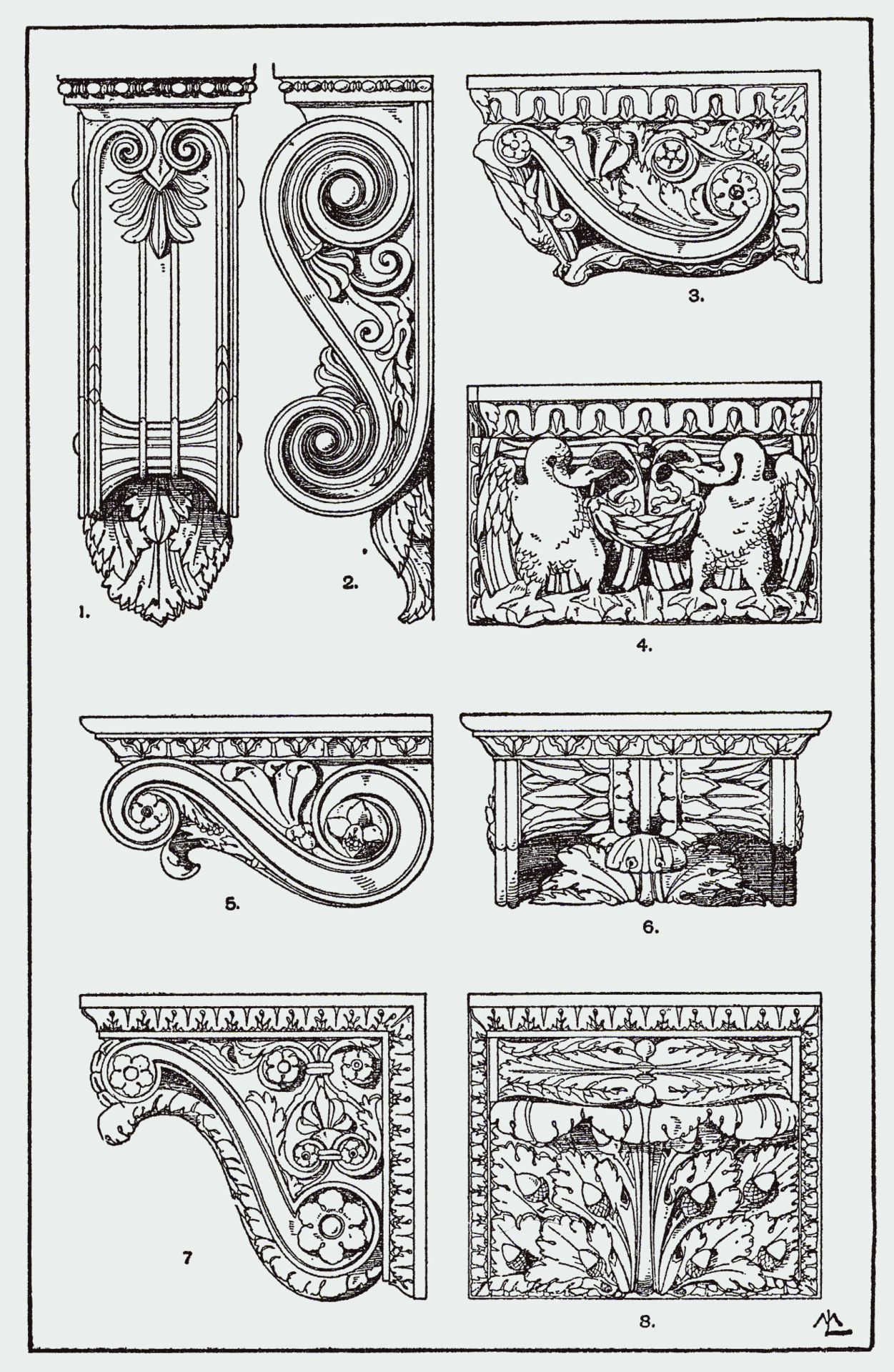 Category Meyer S Ornament Wikimedia Commons Ornament Drawing Architecture Drawing Architecture Sketch