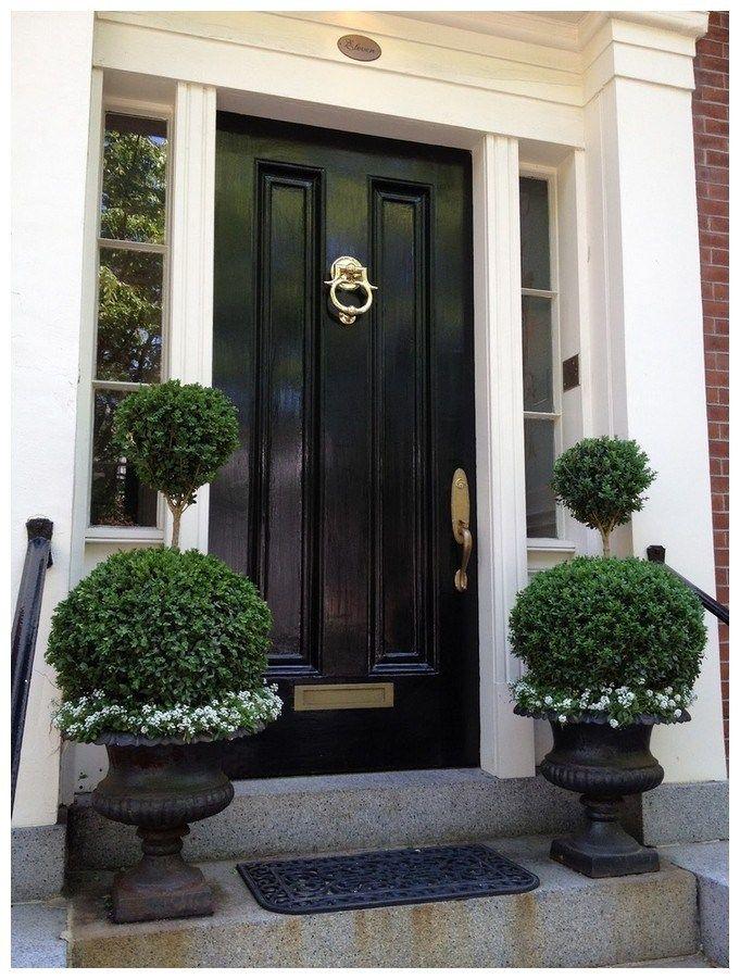 52 Best Spring Front Porch Decorating Ideas 31 Front Entrance