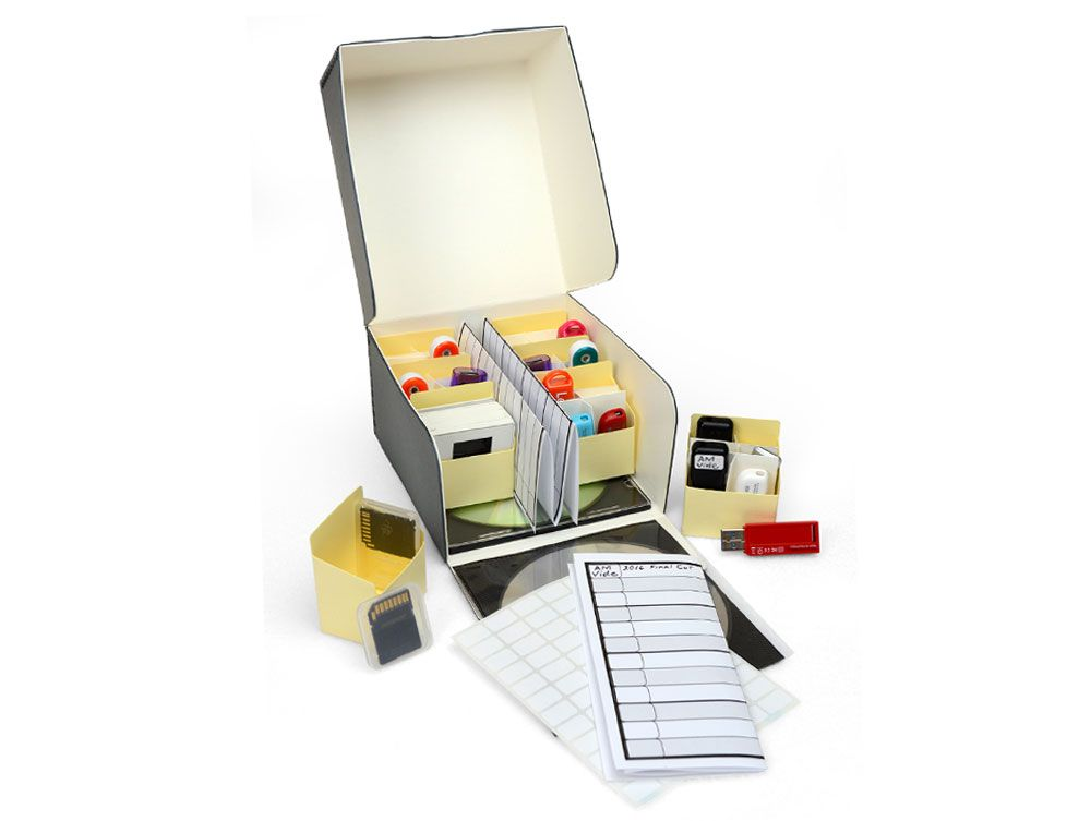 Digital Media Storage Storage Kits Card Storage Usb Storage