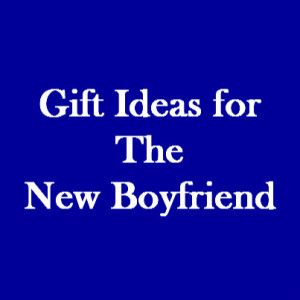 what can i get my new boyfriend for christmas
