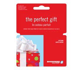 shoppers drug mart google play gift card