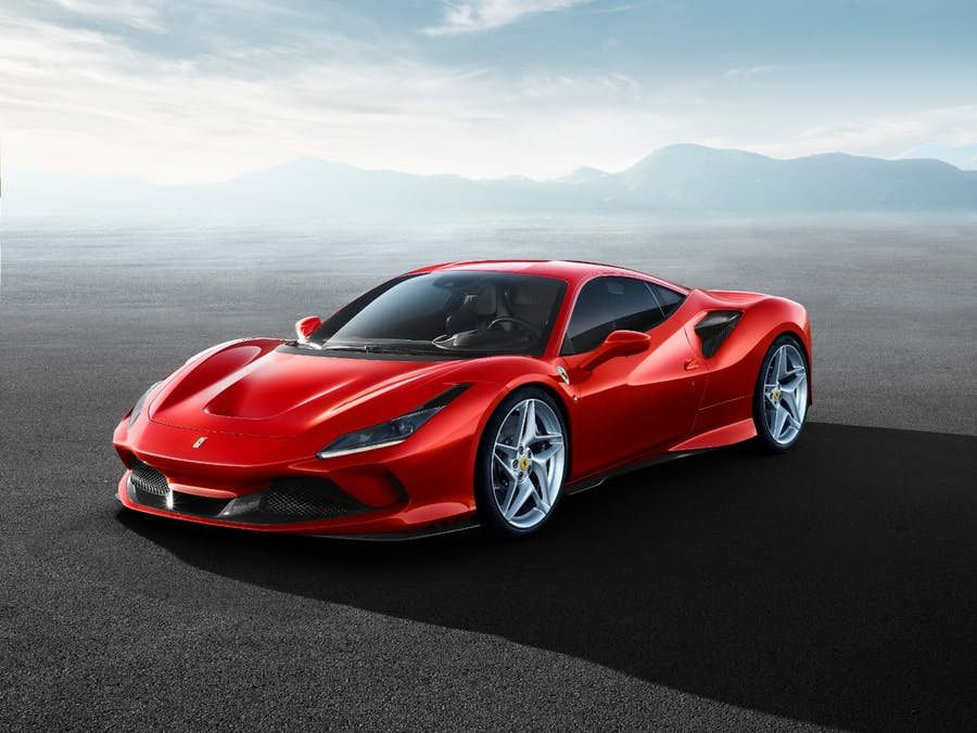 Ferrari F8 Trubuto Ferrari Car Super Cars New Ferrari