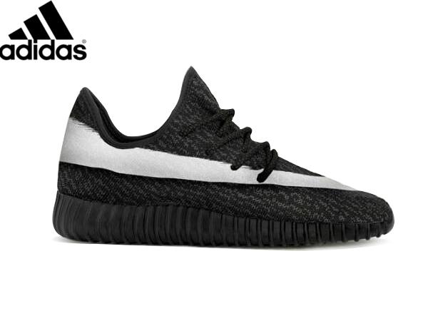 on sale e768f 60c00 Men s Women s Adidas Yeezy Boost 550 Low Shoes Zebra-stripe Black White, Adidas