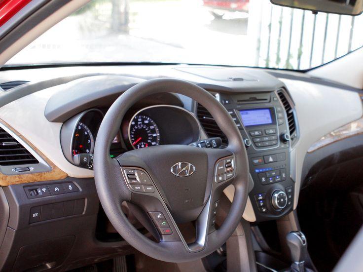 2016 Hyundai Santa Fe Sport Review Hyundai santa fe