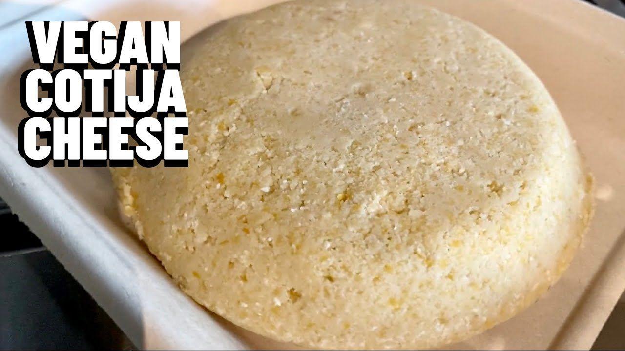 Vegan Cotija Cheese Cheese Cotija Cheese Vegan