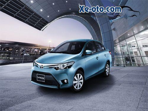 Toyota Vios – động cơ mới có được chào đón tại Việt Nam