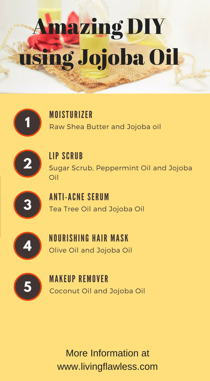 10 Unbelievable Jojoba Oil Benefits for Beautiful Skin and