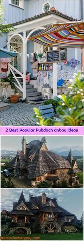 2 besten beliebten Pent-Dach-Erweiterungsideen – Pitch Roof Attachment – # Attachment #Popular …   – uncategorized