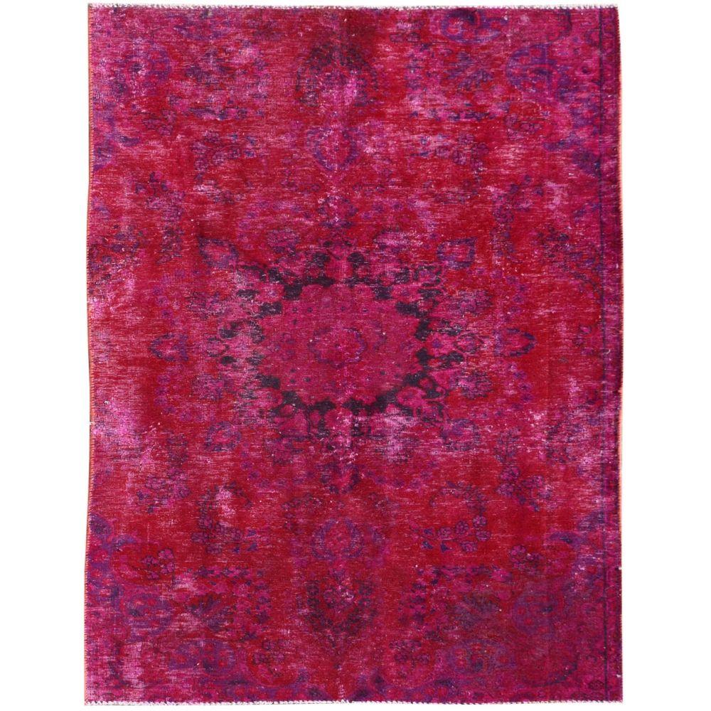 Vintage Teppich Rot 210 X 120 Vintage Teppiche Teppich Vintage