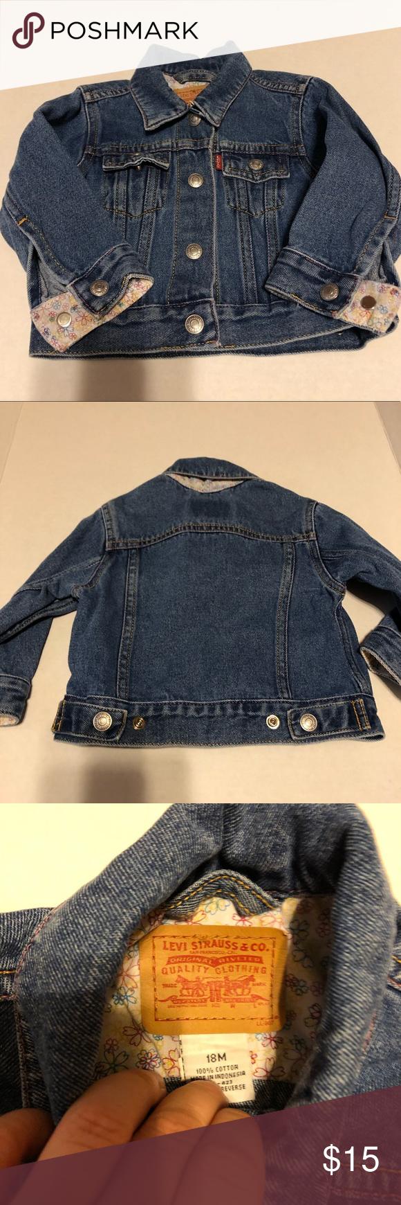 Levi S Girls Denim Jacket 18 Months Levi S Baby Girls Jean Jacket 18 Months Smoke Free Home Levi S Ja Girls Denim Jacket Jean Jacket For Girls Baby Girl Jeans [ 1740 x 580 Pixel ]
