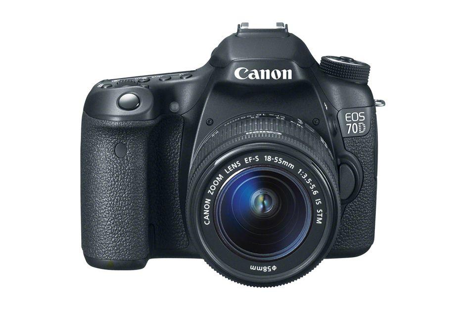 Canon Eos 70d Digital Slr Camera Canon Eos Digital Slr