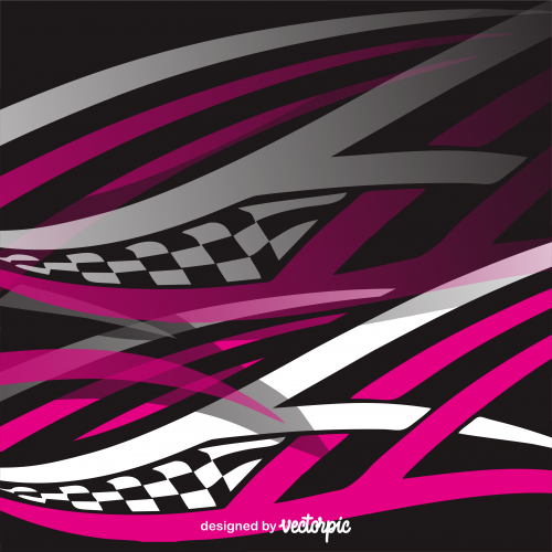 Racing Stripes Streaks Background Free Vector Abstract Pattern Design Vector Free Racing Stripes