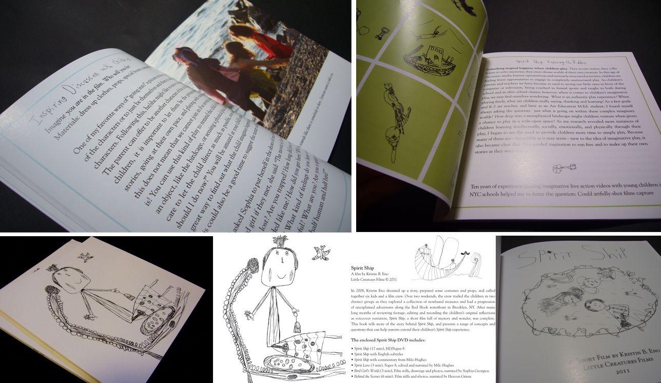 Little Creatures Films: Spirit Ship DVD-Book, A Giveaway: http://littlecreaturesfilms.blogspot.com/2013/01/spirit-ship-dvd-book-giveaway.html