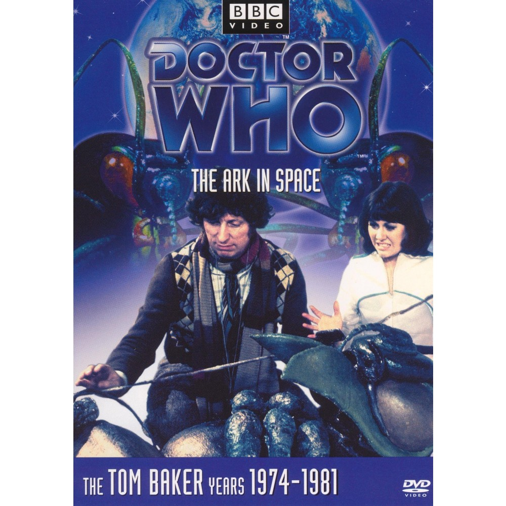 Doctor whoArk in space (Dvd) Doctor who dvd, Doctor who