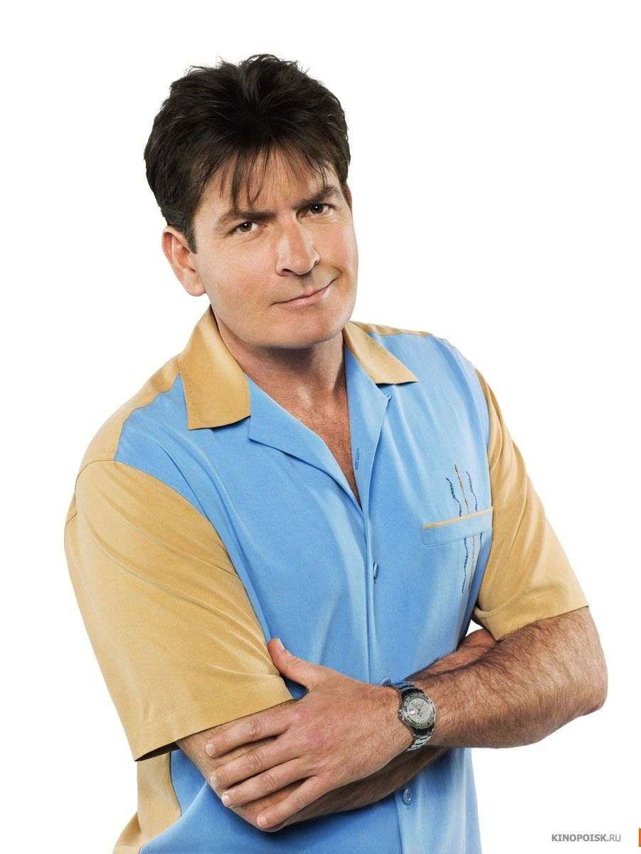 Charlie Harper Two And A Half Men Wears A Rolex
