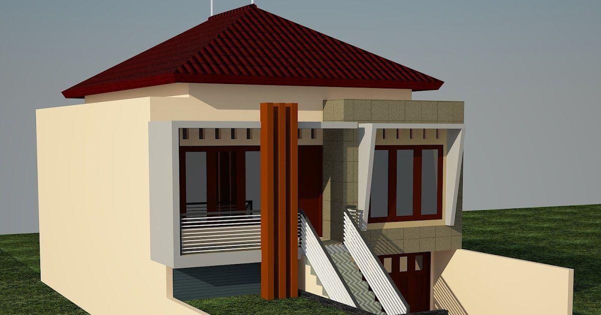 Permalink to Top 13+ Menarik Desain Garasi Dibawah Rumah