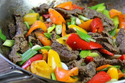 How To Make A Quick Beef Stir Fry (gluten free).