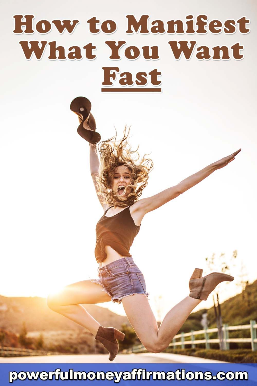How to Manifest What You Want Fast Manifestation, How to