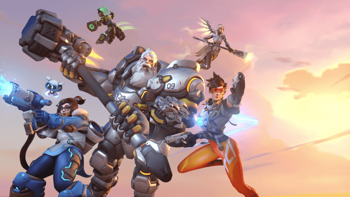 Overwatch 2 Release Date Trailer Characters And Also Everything We Know Overwatch Playstation Jeux