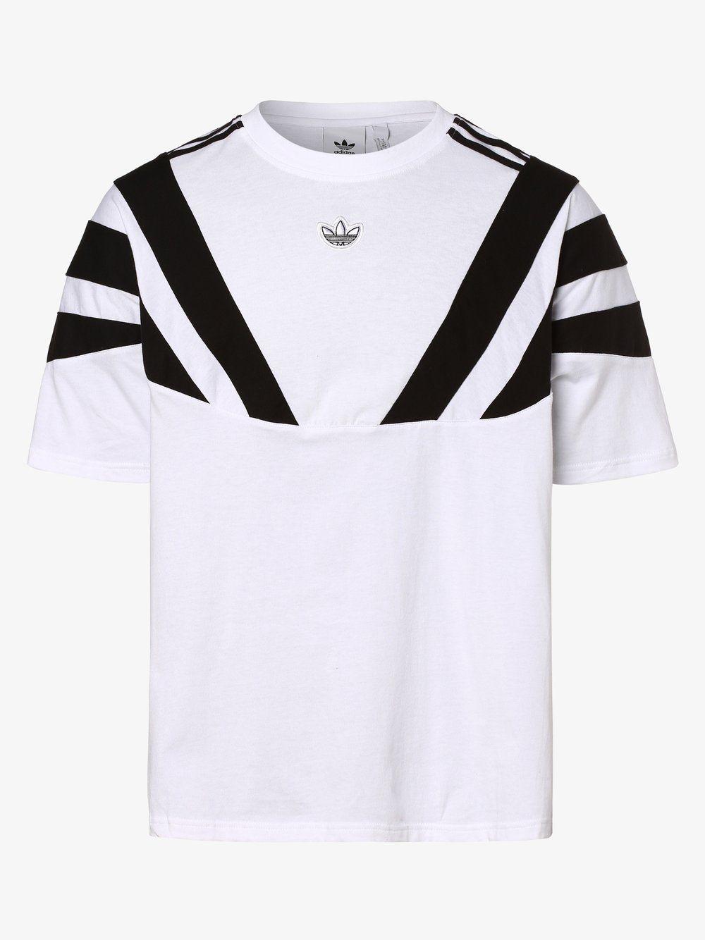 Adidas Originals T Shirt Weiss Herren T Shirt Shirts Adidas Originals Herren