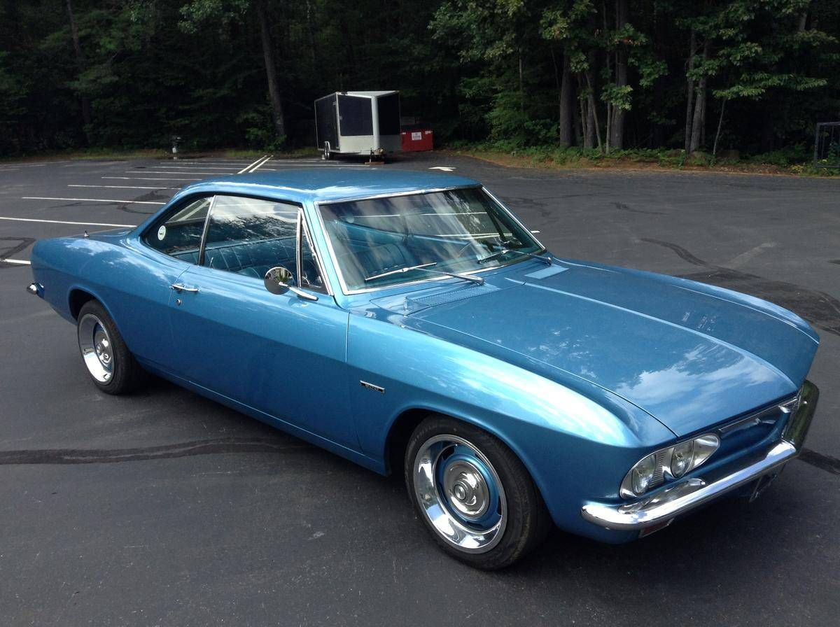 1966 Chevrolet Corvair 500, 2 Dr, Total Custom 164 CU IN