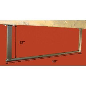 Ceiling Joist Mount Chin Up Bar Rafter Mounted Pull Up for P90x
