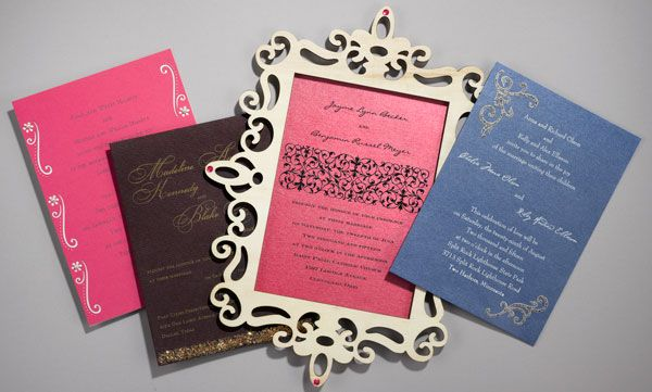 Wedding Invitation Kits Michaels: Use Embellishments From Michaels Stores To Give Your Jean