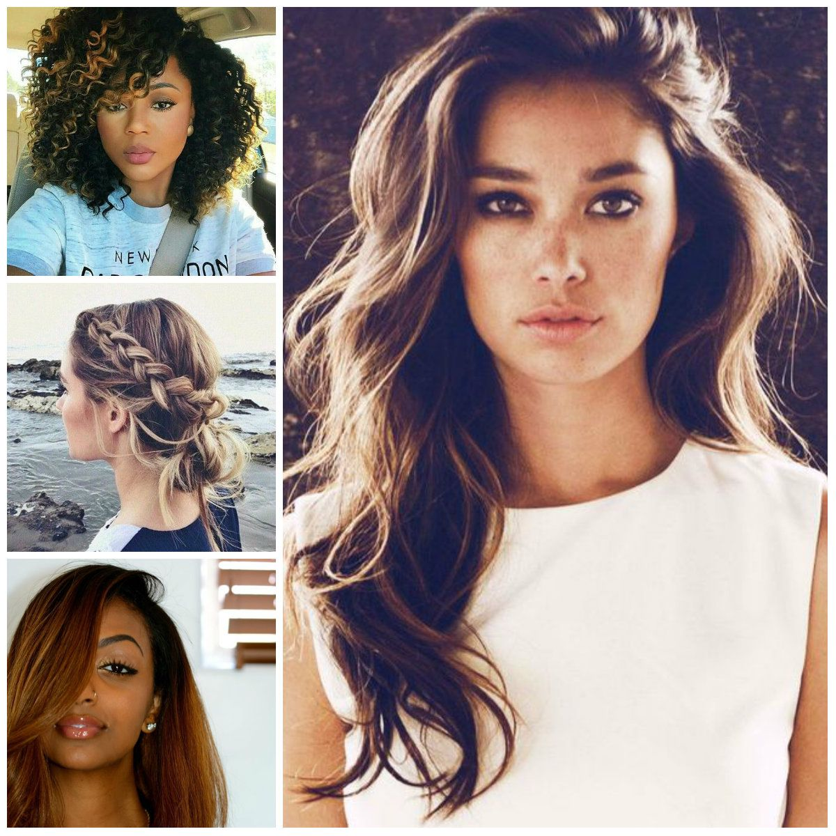 Most Popular Hairstyles on Pinterest for 2017 | Hair | Pinterest ...