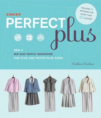 Perfect Plus Book : Petite Plus Patterns   Mom Stuff   Pinterest ...