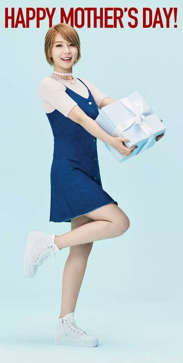 AOA Mother Day's Posters For SPAO! ~ Daily K Pop News