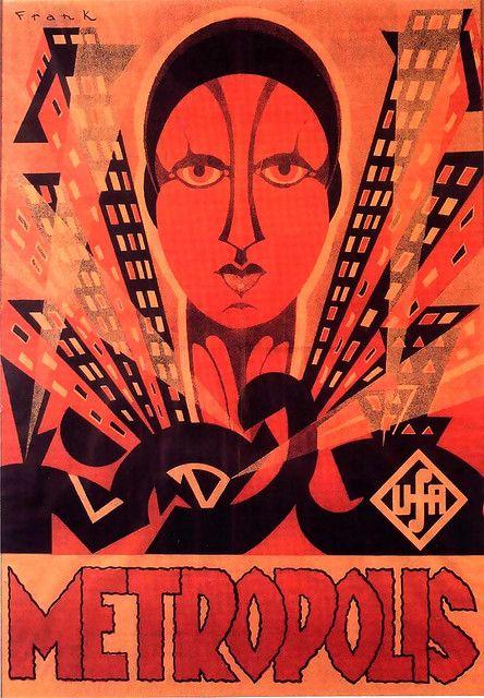 1927 Metropolis 027 In 2020 Metropolis Poster Movie Poster Art Poster Art