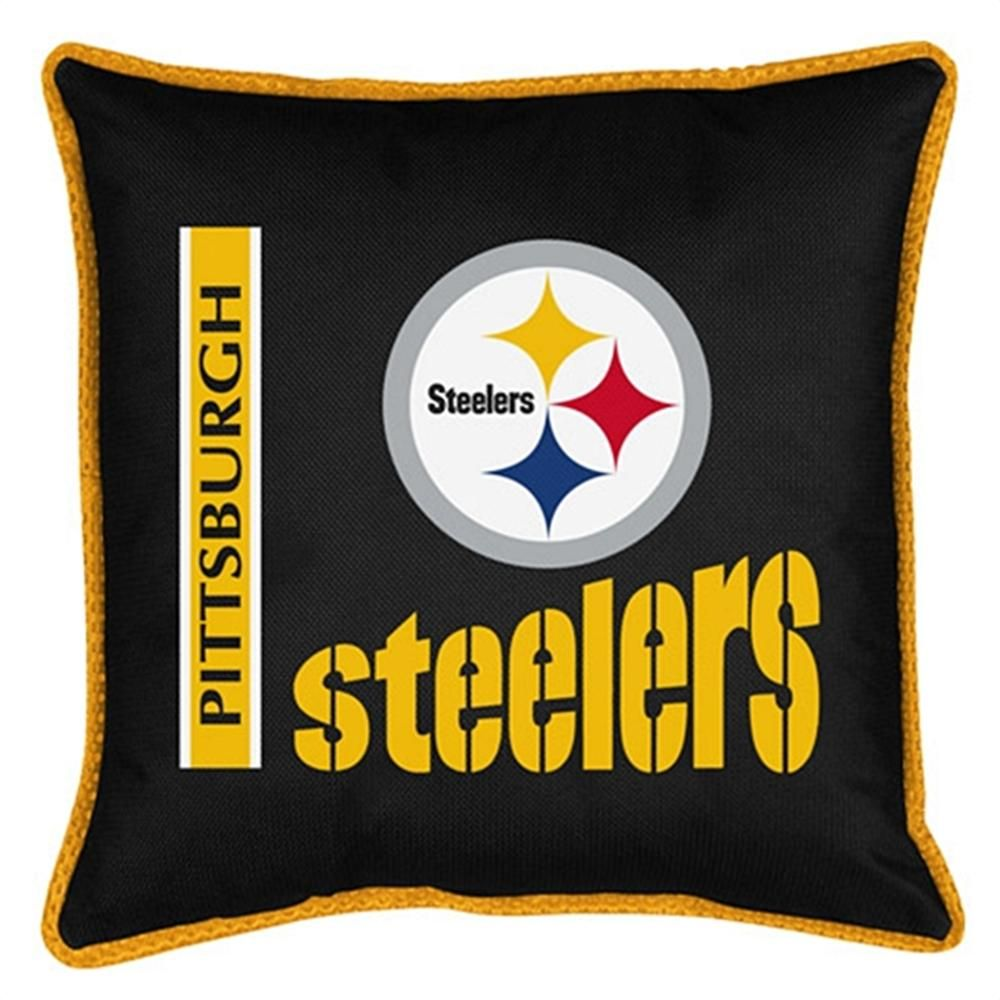 Pittsburgh Steelers Decorative Toss Pillow | Steelers ...