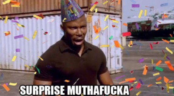 James Doakes Dexter Dexter Morgan Funny Funny Gifs Fails Surprise Meme